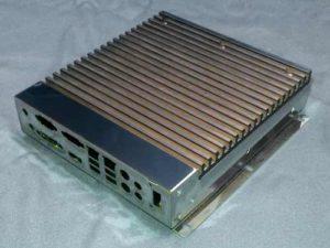 Корпус системного мини-блока с радиатором